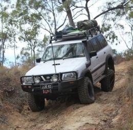 1999 Nissan Patrol GU TD42T by Munter http://www.4x4builds.net/1999-nissan-patrol-gu-td42t-build-by-munter