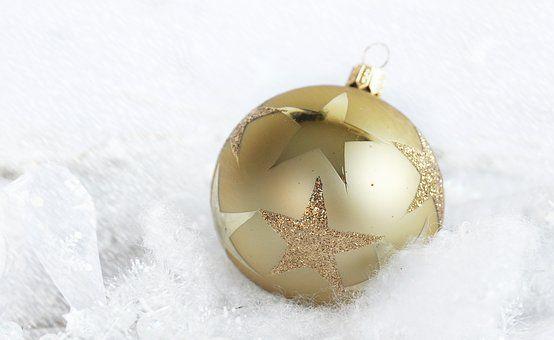 Weihnachtskugel, Stern, Weihnachten
