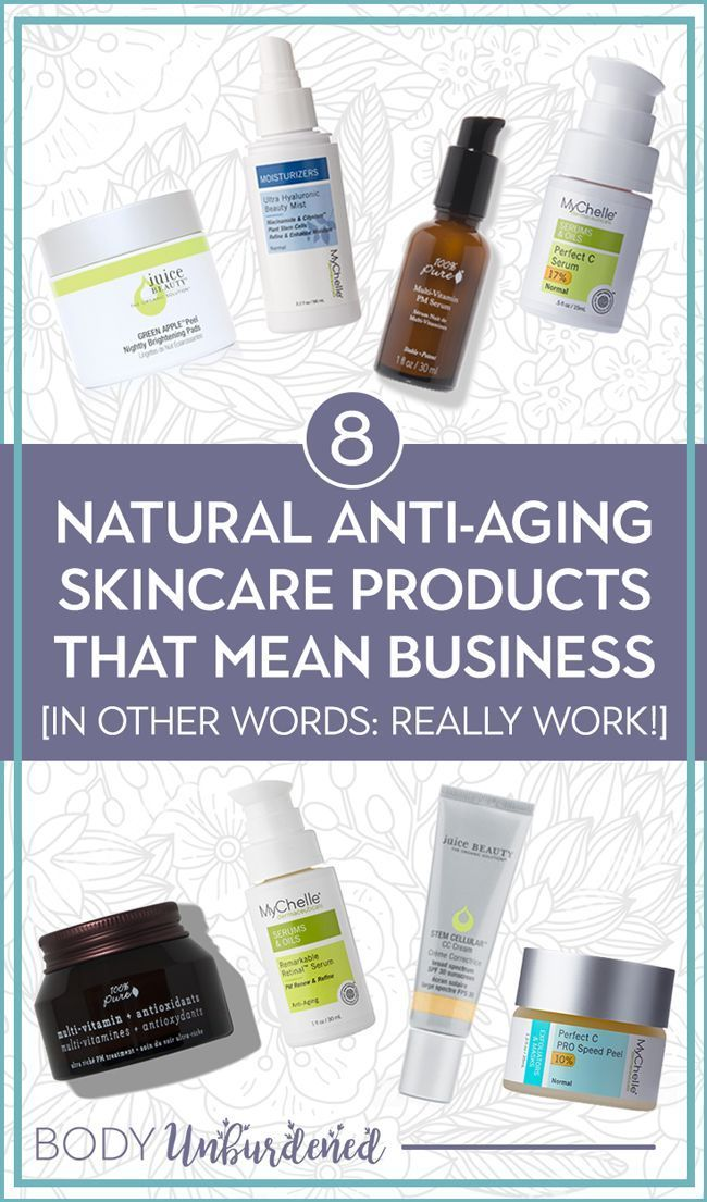8 Natural Anti Aging Skincare Products That Mean Business Natural Anti Aging Natural Anti Aging Skin Care Anti Aging Skin Products