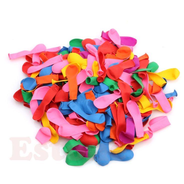 500 Stks Water Bommen Kleurrijke Water Ballonnen Voor Party Kinderen Zand Speelgoed