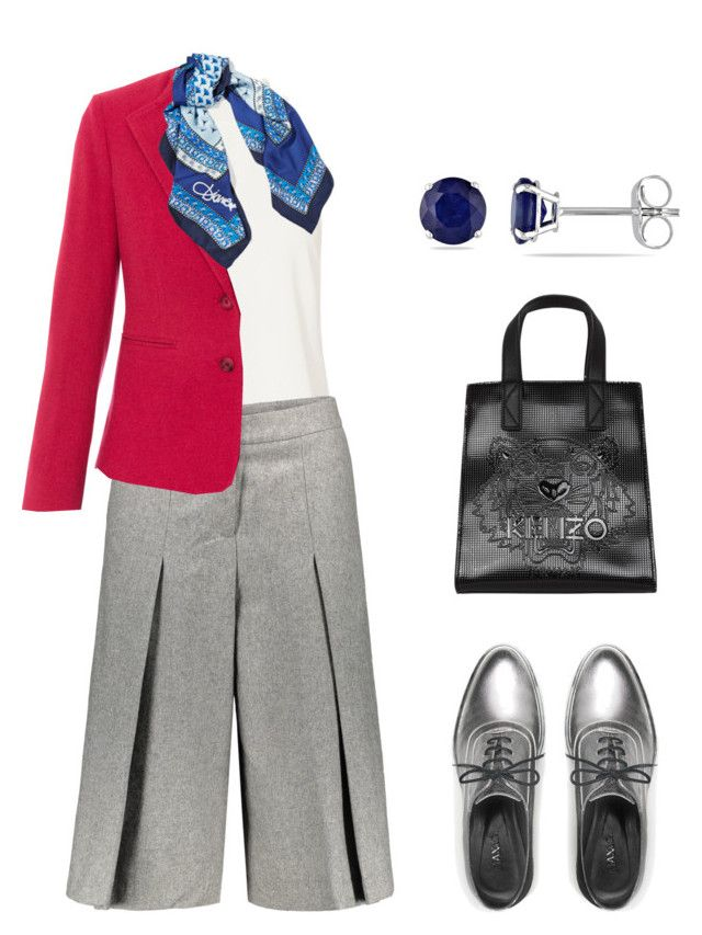 clear winter office set by justyna-kowalcze on Polyvore featuring moda, A.L.C., MaxMara, Max&Co., Kenzo, Allurez, Balenciaga and Diane Von Furstenberg