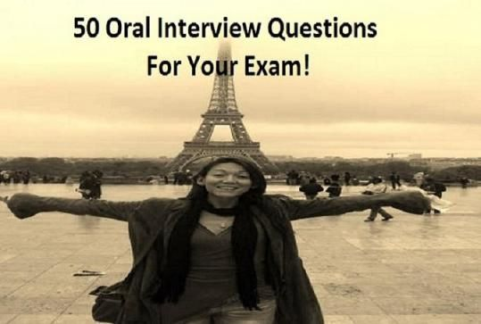 french leaving cert oral questions & notes