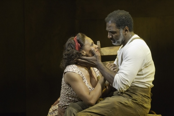 The Gershwins' Porgy and Bess Production Photos: Audra McDonald and Norm Lewis