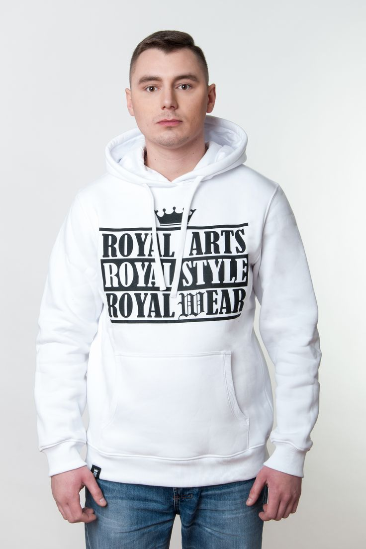 Royal Wear hoodie