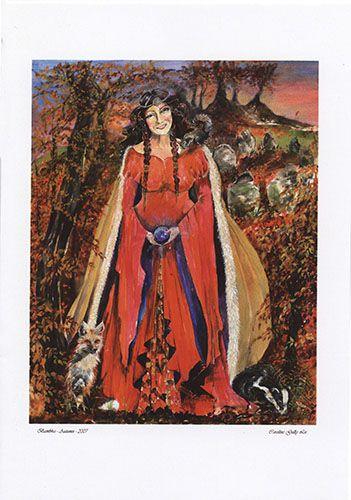 Banbha of Earth Gift Card by Caroline Lir