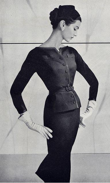 1950's fashion -   I was definitely born in the wrong era!