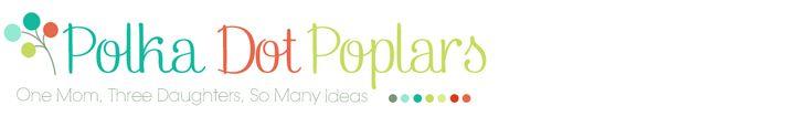 Pottery Barn Inspired Monogrammed Headboard   polkadotpoplars.com