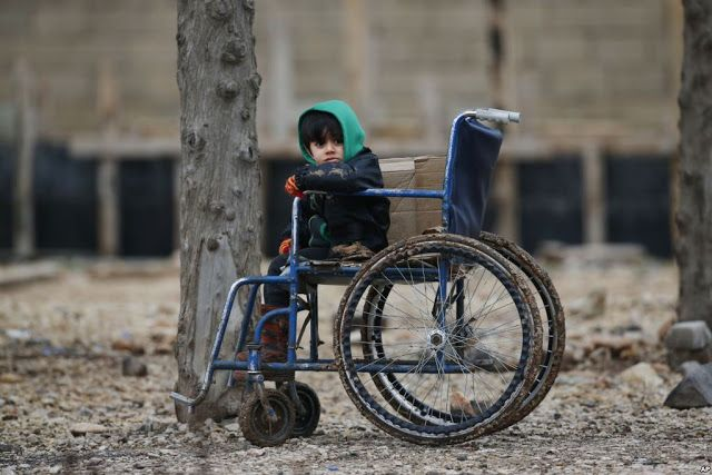 Syrian children dream of a brighter future