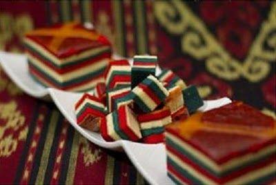 Sarawak Layer Cake example