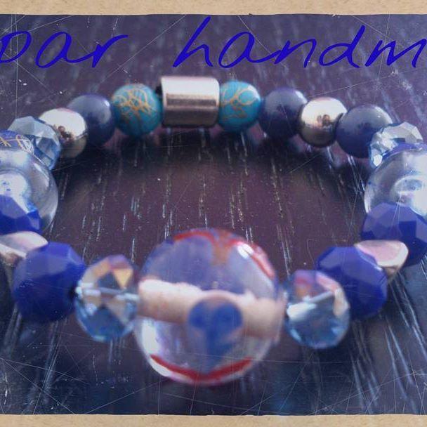 beaded bracelet from caspar