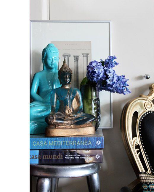 http://www.pinterest.com/joliesarts ∗  »☆Elysian-Interiors ♕Simply divine #Interiordesign ~ Chinese & Asian style Interiors ~ The CBD apartment of Peter Lawford