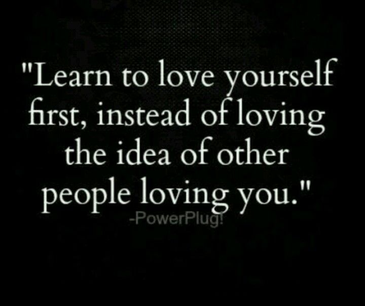 Quotes About Love Yourself First : Loving Yourself First Quotes galleryhip.com - The Hippest Galleries!