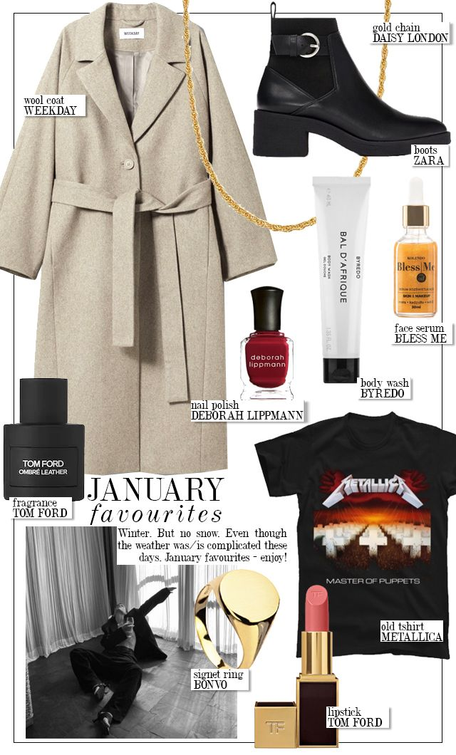 The White Print How To Wear Wool Coat Spring Trends