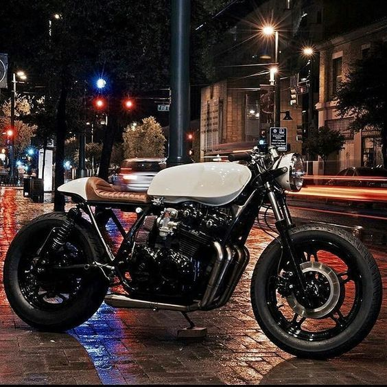 """4,672 Likes, 16 Comments – Cafe Racer And Bobber Nation (@caferacerandbobbernation) on Instagram: """"A well hand build Honda CB 750 1982 property by t…"""