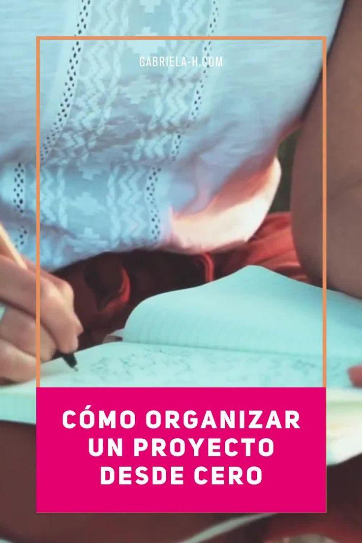 Cómo organizarte para emprender un nuevo proyecto #motivacion #productividad #organizacion #emprendedoras Carta Formal, Blogging, Project Planner, Konmari, How To Plan, Education, Reading, Salvador, Business