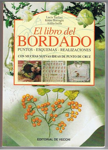 REVISTA EN ESPAÑOL EL LIBRO DEL BORDADO - ana mary - Picasa Web Albums
