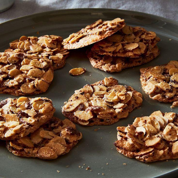 Dorie Greenspan's 3-Ingredient Almond Crackle Cookies Recipe on Food52 recipe on Food52