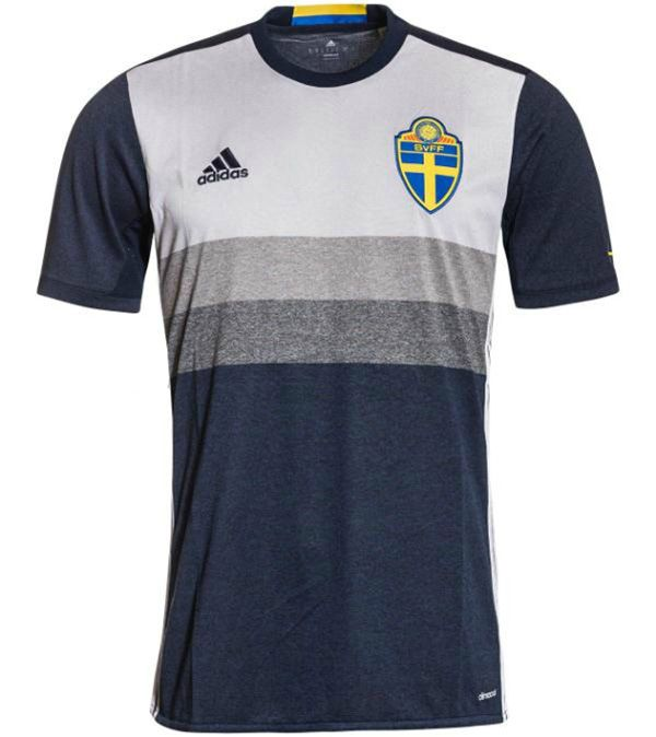 Sweden Euro 2016 Away Kit