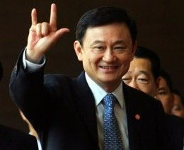 Thaksin Shinawatra, The Only Prime Minister In Thailand's History To Serve A Full Term >>