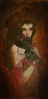 Travel of Art - Kiss From a Rose (3rd Place)