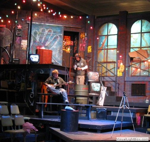Set Design for Rent