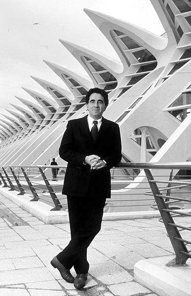 Santiago Calatrava, the innovative icon. I really admire his works