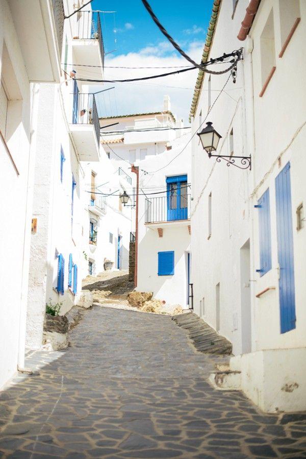 Cadaqués - municipio español de la comarca del Alto Ampurdán en la provincia de Gerona, Cataluña - España