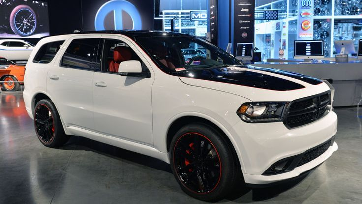 Awesome Dodge 2017: Custom 2014 Dodge Durango R/T proves SEMA can be subtle - Autoblog... Vehicles Check more at http://carboard.pro/Cars-Gallery/2017/dodge-2017-custom-2014-dodge-durango-rt-proves-sema-can-be-subtle-autoblog-vehicles/
