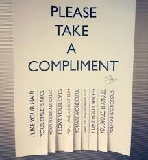 complimentendag