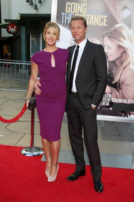 Newly married Christina Applegate & Martyn LeNoble pregnant with child