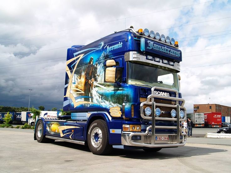 17 best images about scania longline on pinterest for Camion americain interieur cabine