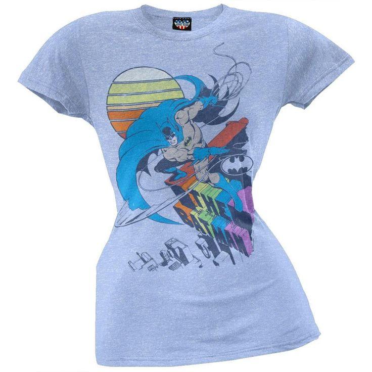 Batman - Batarang Juniors T-Shirt