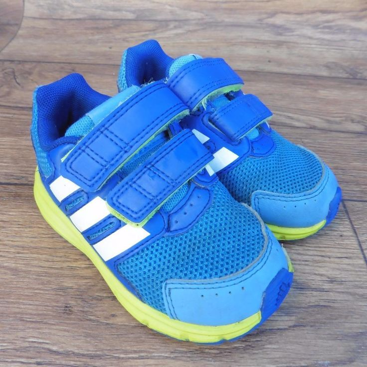 SIZE UK 5.5 ADIDAS LK SPORT BABY BLUE & LIME TRAINERS CASUAL SHOES | eBay