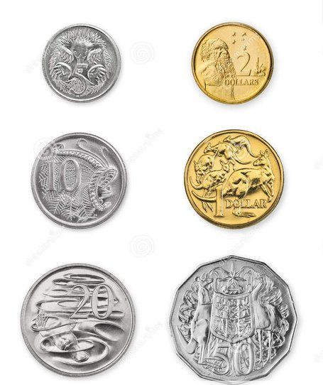 australian coins and notes pdf