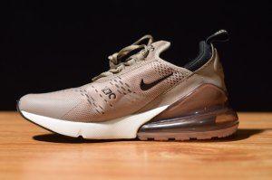 dfdc2449c7c4c Mens Sneakers Nike Air Max 270 Sepia Stone AH8050 200 Nike Air Max Running