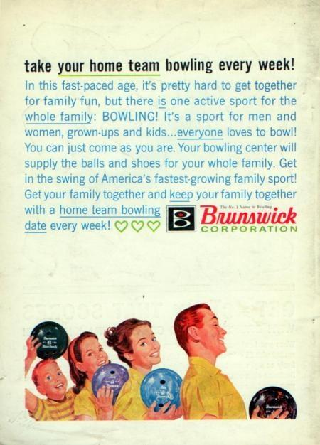 Brunswick Bowling (1961)