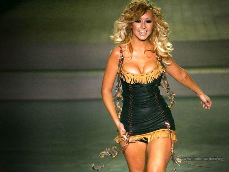 christina Aguilera - love her hair !!!