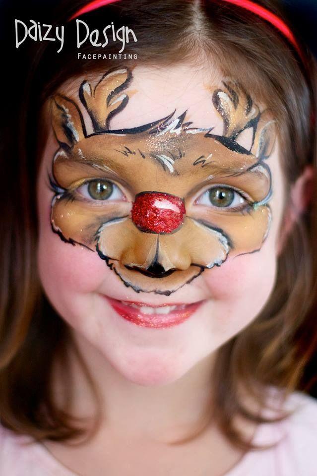 Daizy Design    reindeer nose animal