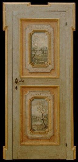 Oltre 10 fantastiche idee su Decorazioni per porte in legno su Pinterest  Ca...