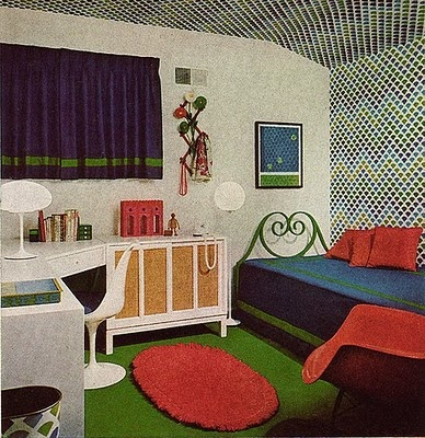 1970s Home Decor Vintage Retro Chic Pinterest