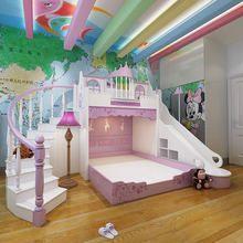 Children S Bed Princess Castle Bed Princess Furniture Set Bed For Girls Room Kids Bedroom Decor Girl Bedroom Designs