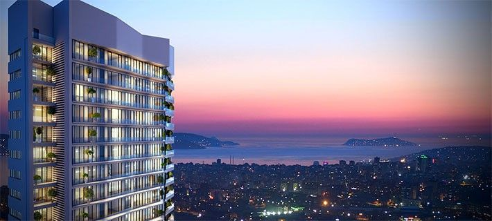 Daire Kartal Projesi, İstanbul'un yatırım değeri gün geçtikçe artan bölgeleri arasında yer alan Kartal ilçesinin en merkezi noktasında  yükseliyor. #konut #emlak #projedefirsat