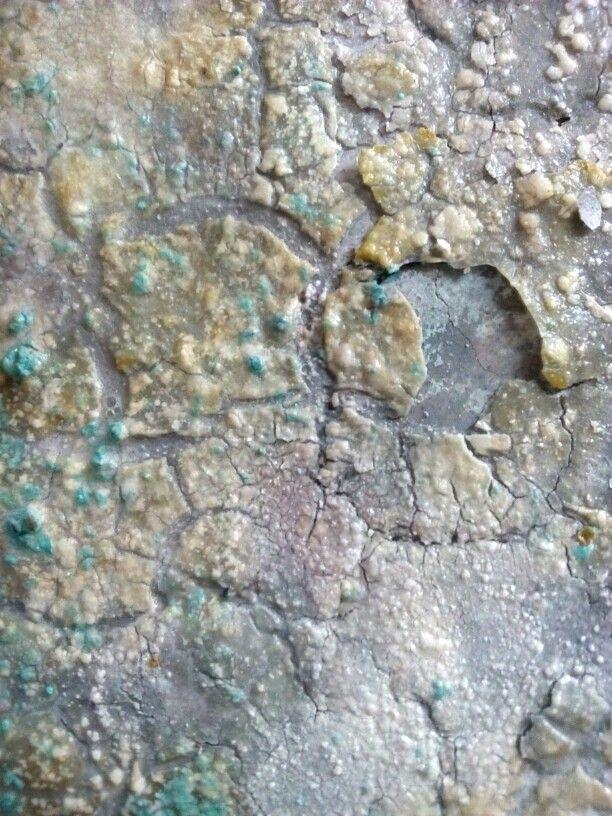 Detail Goldspuren