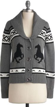Sleigh to Chalet Cardigan on shopstyle.com