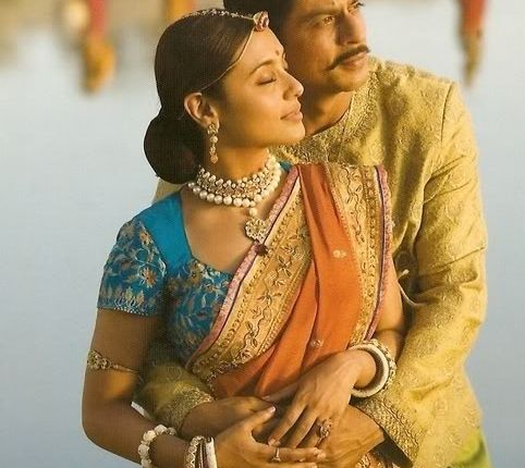 SRK and Rani - Paheli (2005)