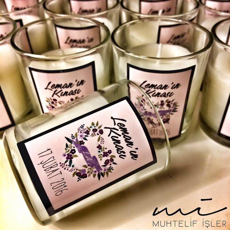 """""""Bu akşam anladım ki, bir insan diğer bir insana bazen hayata bağlandığından çok daha kuvvetli bağlarla sarılabilirmiş."""" #sabahattinali #muhtelifisler #hediyelik #mum #candle #düğünhediyesi #davetiye #düğündavetiyesi"""