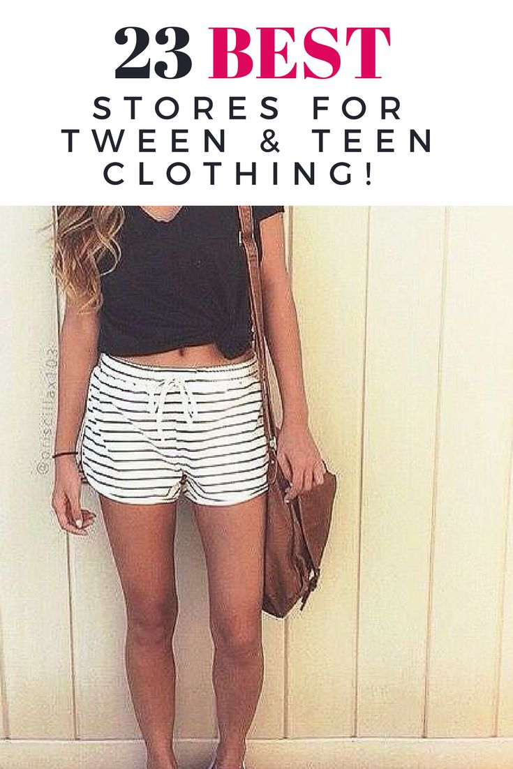 Tween fashion websites - The 25 Best Teen Clothing Stores Ideas On Pinterest Teen Clothes Shops Cheap School Shoes And Nike Roshe Price