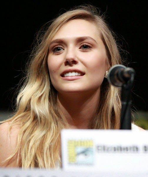 Dobrze Rockująca Kultura: Nadchodzi Elizabeth Olsen
