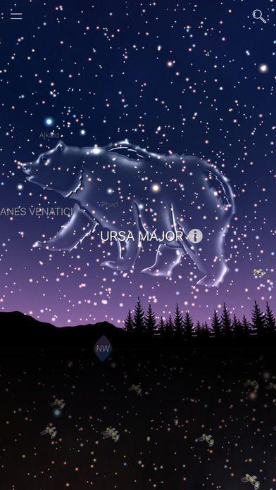 Night Sky 4 by iCandi Apps gone Free