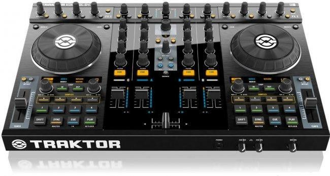 Buy Native Instruments Traktor Kontrol S4 DJ controller with Audio Interface at MusicNexo DJ Controllers online store